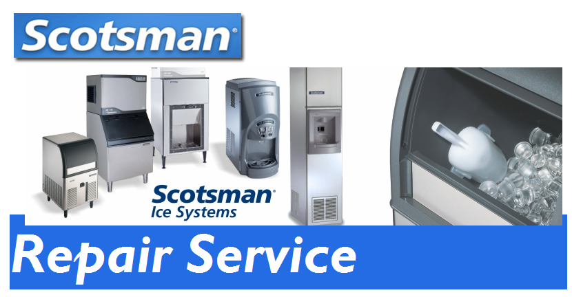 Scotsman Ice Machine Repair