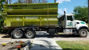 Dumpster Renting