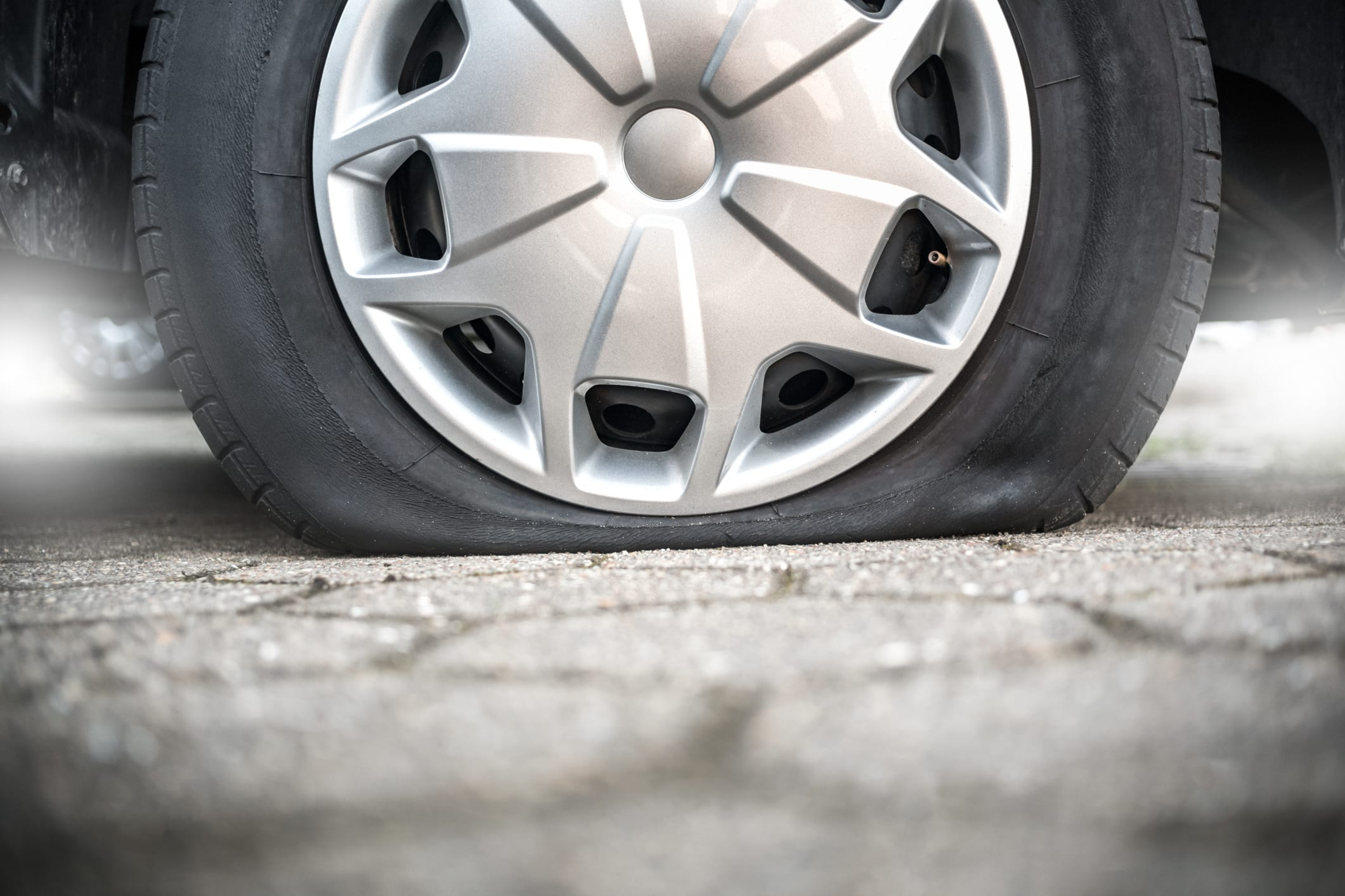 Can I Drive With Low Tire Pressure?