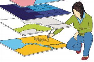 Online GIS Program - Prof Kevin Loberg