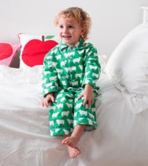 baby winter pyjamas