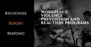 Workplace Violence Programs
