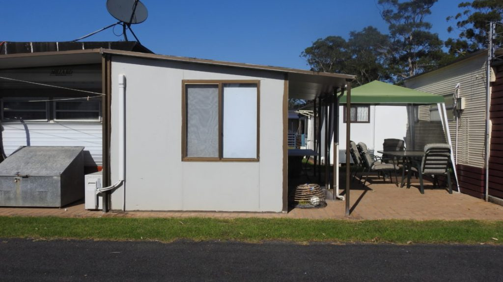 On-Site Caravan for Sale