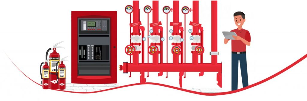 There are a variety of fire inspection software solutions on the market